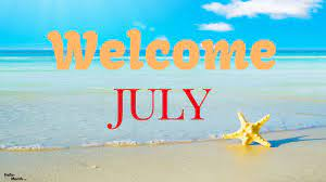 Free Images of Welcome July Pictures with Quotes | Pinterest